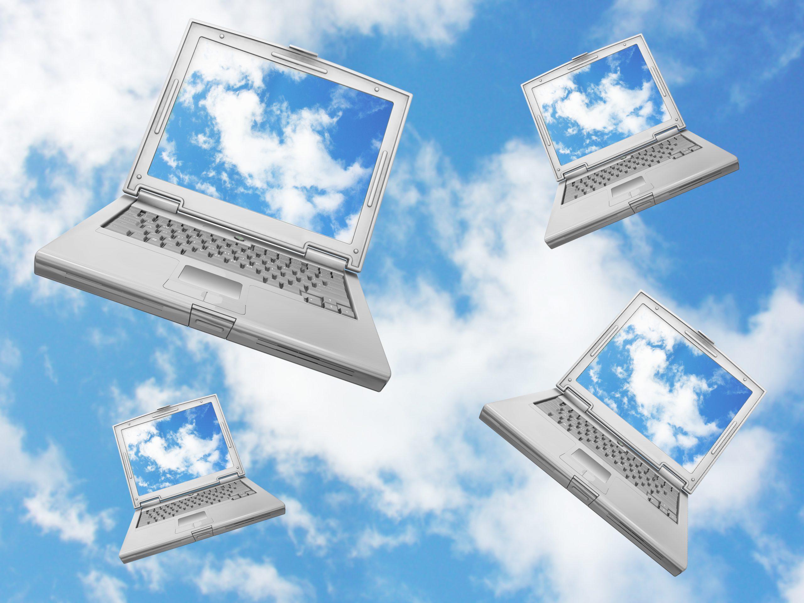 Sistema cloud en la nube ecuador